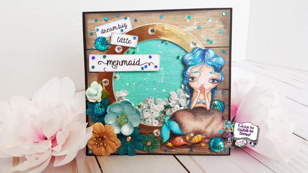 Dream Big Little Mermaid