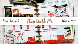 My Love Planner Stickers and Plan With Me