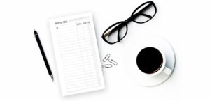 Free Personal Size Bill Tracker Printable Planner Inserts