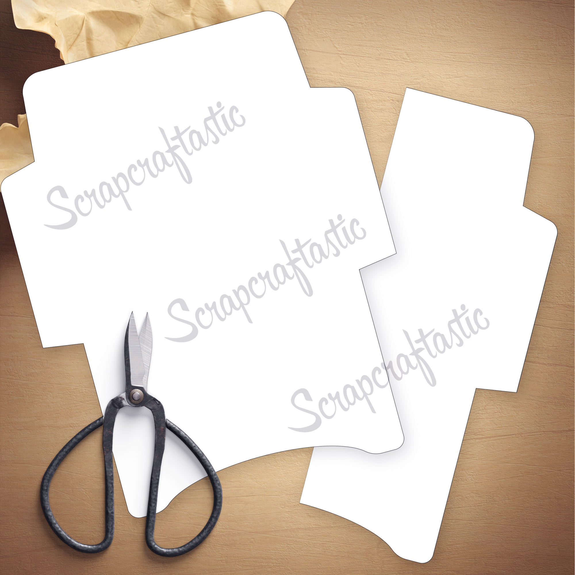 Download Basic Envelope Cash Template Cut File Scrapcraftastic